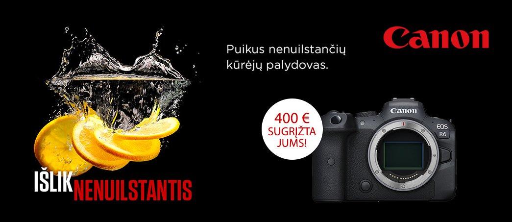 Canon Akcija