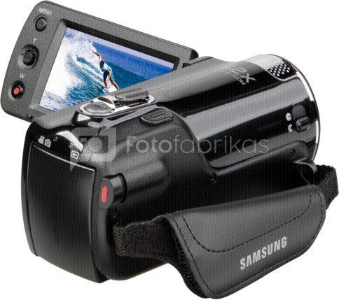 samsung hmx-f80 full hd Samsung HMX-F80 Camcorder 720p30 HD Test - YouTube
