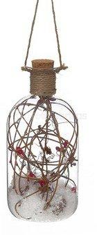 Butelis dekoratyvinis su LED YQN3770-29 8*16.5cm SAVEX KLD