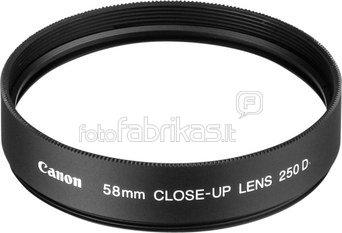 Canon close-up lens 250 D 58