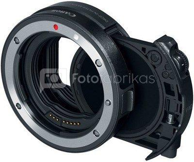 Canon EF-EOS R adapteris su V-ND Filtru