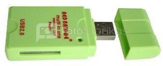 Mini Sd Kartenleser.Card Reader 10 In 1 4 Slots Sd Mmc Mini Sd Tf Micro Sd M2 Ms Ms Duo Ms Pro