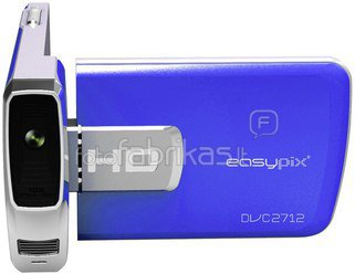 Easypix DVC2712 Cruiser blue