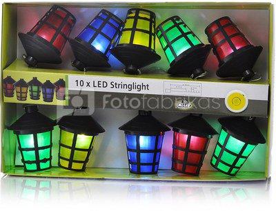 Girlianda Sodo žibintai su Led lemputėmis 30x15 cm 2*AA elementai 871125299305