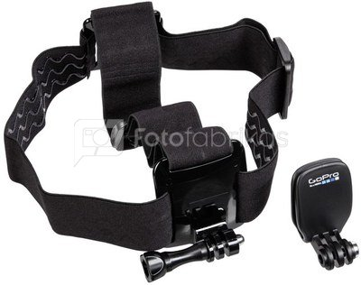 GoPro Head strap diržas ant galvos su greitu nusegimu