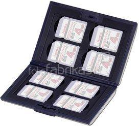 Hama Memory Card Case Fancy SD black 95973