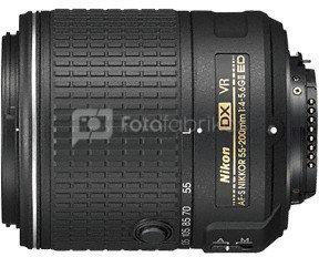 Nikon Nikkor 55-200mm F/4.0-5.6G AF-S DX ED VR II