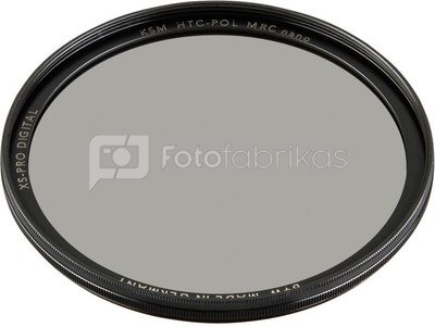 B+W XS-Pro Digital HTC circular Polarizers Käsemann MRC nano 58