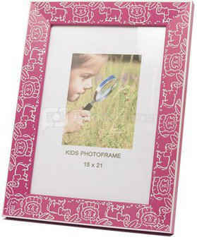 Rėmelis KIDS 1200532 rožinis 15x21 PN-P