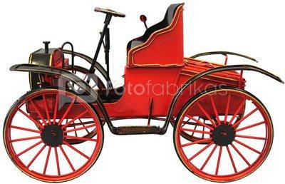 Senovinis automobilis 18x28x15.5 cm 68603