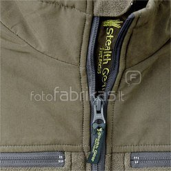 Stealth Gear Fleecejacke Kingfisher Gr. XXXL