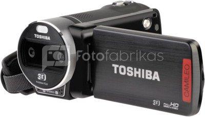 Toshiba Camileo Z100 3D black