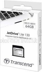 Transcend JetDrive Lite 130 64GB für MacBook Air 13 2010-2015