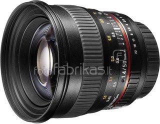 walimex pro 1,4/50 DSLR Canon EF
