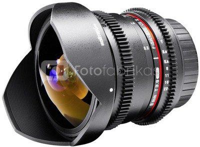 walimex pro 3,8/8 Fish-Eye II VDSLR Canon