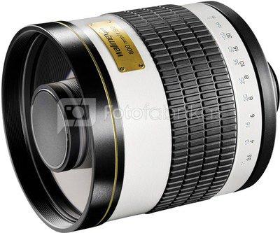 walimex pro 8,0/800 DX Tele Mirror Lens T2