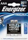 1x2 Energizer Lithium Digital Micro AAA