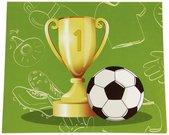 1x25 Daiber Football 13x18 Kids Portrait folders 13305