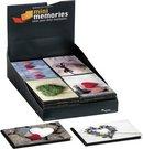 Albumų komplektas 1x36 Walther Hearts 10x15 Mini color assorted MA507