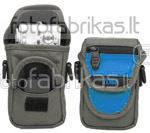 638-513 Krepšys foto ir vaizdo aparaturai juodas-melynas