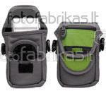 638-522 Krepšys foto ir vaizdo aparaturai juodas-chaki