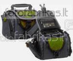 638-532 Krepšys foto ir vaizdo aparaturai juodas-chaki small