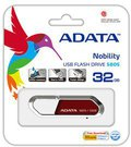 A-Data S805 8 GB, USB 2.0, Red