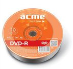ACME DVD-R 4.7GB 16X 10pack shrink
