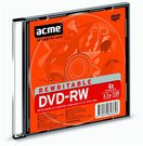 ACME DVD-RW 4.7GB 4X slim box