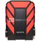 "ADATA HD710P 1000 GB, 2.5 "", USB 3.1 (backward compatible with USB 2.0), Red"