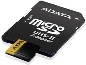 ADATA microSDXC UHS-II U3 64GB Premier One with Adapter
