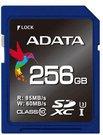 ADATA Premier Pro UHS1-U3 256 GB, SDXC, Flash memory class 10
