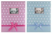 Album GED KD46200 Dots 10x15 200 | slip in | bookbound | artificial leather | photo in cover