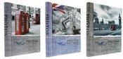 Albumas GED DRS20 LONDON | 40 magnet psl | spiralinio rišimo | max 10x15 160`[E]
