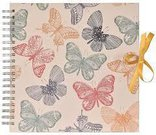 Albumas INNOVA Q1607125 Butterflies 25x25 25psl | kampučiai/lipdukai | max 10x15