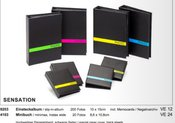 Albumas KPH KU SENSATION 4103 20/10,8x 8,6 | Instax Wide