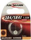 Ansmann 384 392 Silveroxid SR41