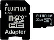 Fujifilm 32GB microSDHC Card High Professional Class 10 UHS-I