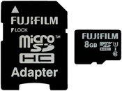 Fujifilm 8GB microSDHC Card High Professional Class 10 UHS-I