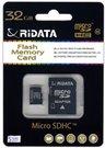 Atminties kortelė Ridata micro SDHC 32GB class10