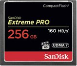 SanDisk Extreme Pro CF 256GB 160MB/s SDCFXPS-256G-X46
