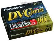 Vaizdo juosta Panasonic AY-DVM60FE