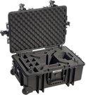 B&W Copter Case Type 6700/B black with DJI Phantom 3 Inlay