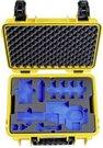 B&W Osmo Case 3000/Y gelb mit DJI Osmo X3 / Plus / Zoom In