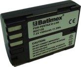 Bat.Batimex BDC139 Pentax D-Li90 1500mAh