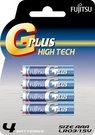 Baterijos Fujitsu LR03GPLUS 4xAAA