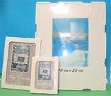 Rėmelis Clip 29,7x42, plastikinis