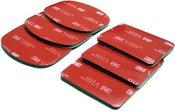 BIG GoPro adhesive mounts 6pcs (425960)