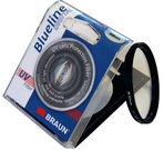 Braun Phototechnik Optical filter BRAUN Blueline UV 49mm