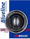 Braun Phototechnik Optical filter BRAUN Bluline UV 55mm